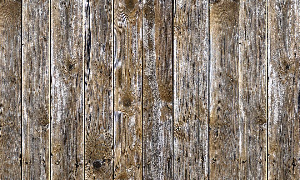 trä som behöver behandlas med träolja